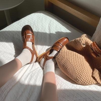 1区100%正宗韩国官网代购(韩国直发包国际运费)mocobling-平底鞋(2021-03-24上架)