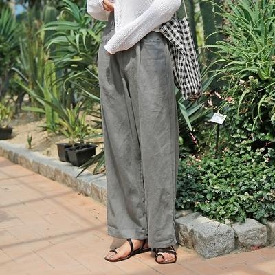 mossbean-长裤