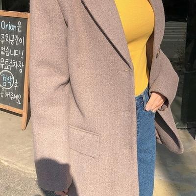 1区韩国本土服装代购(韩国圆通直发)mossbean-夹克(2018-11-16上架)