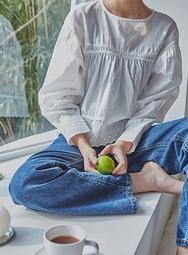 2018新款韩国服装mossbean品牌休闲舒适纯色长袖衬衫(2018.1月)