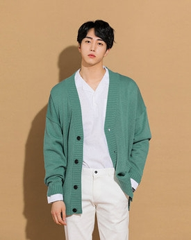 1区韩国本土服装代购(韩国圆通直发)Mutnam-纯色简约流行开襟衫(本商品是非新品,请联系客服核对再下单哦10上架)