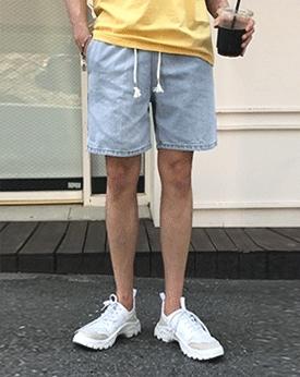 1区韩国本土服装代购(韩国圆通直发)Mutnam-短裤(2018-11-28上架)