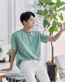 韩国代购攻略注意事项韩国本土服装代购韩国圆通直发MutnamT恤