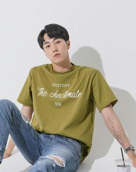 韩版女装短袖韩国本土服装代购韩国圆通直发MutnamT恤