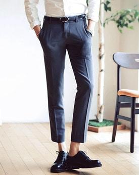 1区韩国本土服装代购(韩国圆通直发)Untnam-长裤(2018-09-18上架)
