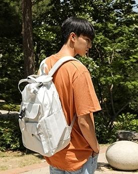 1区韩国本土服装代购(韩国圆通直发)Mutnam-休闲韩版时尚背包(2018-07-09上架)