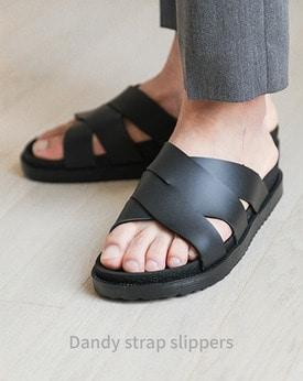 1区韩国本土服装代购(韩国圆通直发)Mutnam-拖鞋(2018-10-11上架)