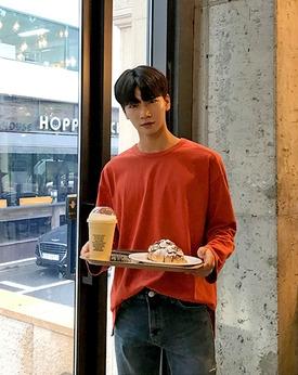 1区韩国本土服装代购(韩国圆通直发)Mutnam-T恤(2018-09-07上架)