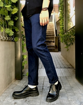 1区韩国本土服装代购(韩国圆通直发)Mutnam-牛仔裤(2018-09-11上架)