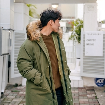 1区韩国本土服装代购(韩国圆通直发)Mutnam-羽绒服(2018-11-02上架)