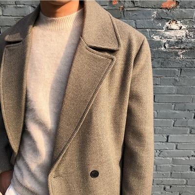 1区韩国本土服装代购(韩国圆通直发)Mutnam-大衣(2018-12-07上架)