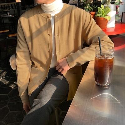 1区韩国本土服装代购(韩国圆通直发)Mutnam-开襟衫(2018-12-07上架)