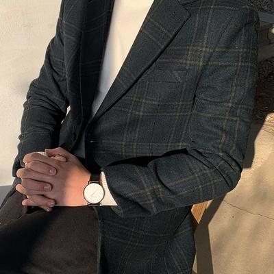 1区韩国本土服装代购(韩国圆通直发)Mutnam-西装(2019-04-07上架)(请联系客服核对是否有货再下单哦)