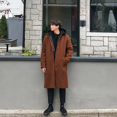1区韩国本土服装代购(韩国圆通直发)Mutnam-大衣(2018-12-11上架)