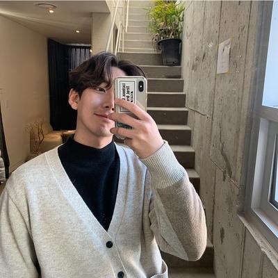 1区韩国本土服装代购(韩国圆通直发)Mutnam-开襟衫(2018-12-19上架)