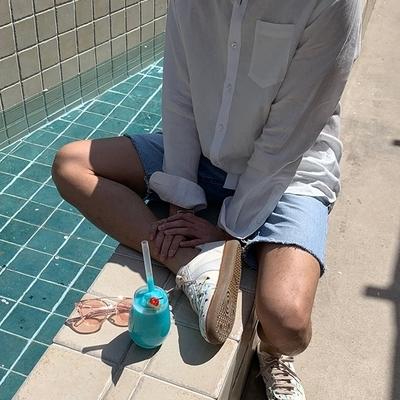 1区韩国本土服装代购(韩国圆通直发)Mutnam-短裤(2019-05-19上架)