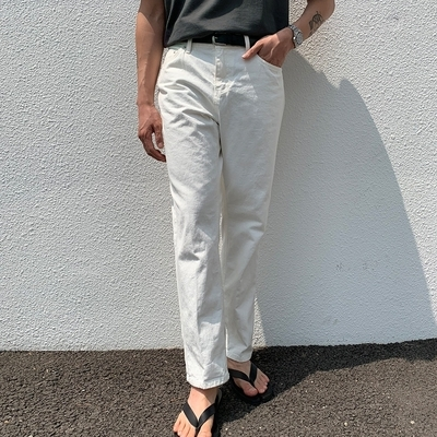 1区100%正宗韩国官网代购(韩国直发包国际运费)Mutnam-牛仔裤(2019-06-10上架)