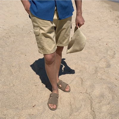 1区100%正宗韩国官网代购(韩国直发包国际运费)Mutnam-短裤(2019-06-19上架)