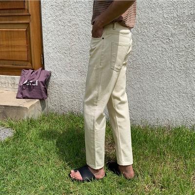 1区100%正宗韩国官网代购(韩国直发包国际运费)Mutnam-牛仔裤(2019-07-05上架)