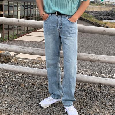 1区100%正宗韩国官网代购(韩国直发包国际运费)Mutnam-牛仔裤(2019-07-12上架)