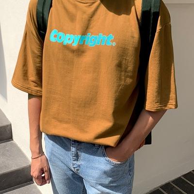 1区100%正宗韩国官网代购(韩国直发包国际运费)Mutnam-T恤(2019-07-27上架)