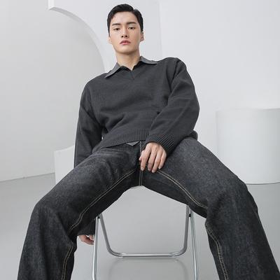 1区100%正宗韩国官网代购(韩国直发包国际运费)Mutnam-牛仔裤(2019-10-18上架)