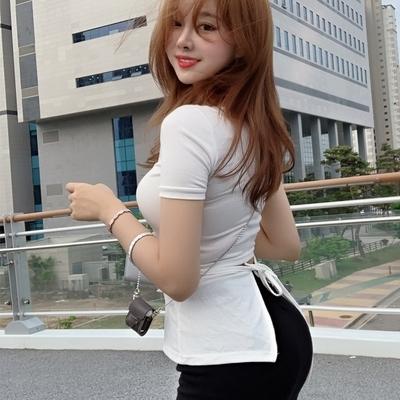 1區100%正宗韓國官網代購(韓國直發包國際運費)mybany-短裙(2019-06-26上架)