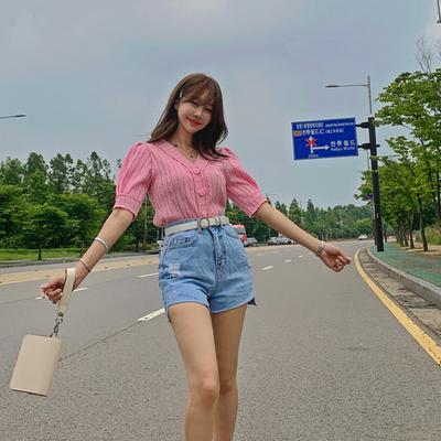 1区100%正宗韩国官网代购(韩国直发包国际运费)mybany-短裤(2019-06-27上架)