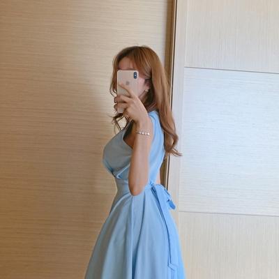 1區100%正宗韓國官網代購(韓國直發包國際運費)mybany-連衣裙(2019-08-09上架)