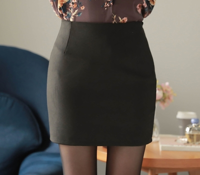 fiona-时尚流行可爱短裙