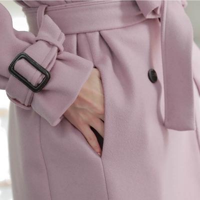1区韩国本土服装代购(韩国圆通直发)fiona-大衣(2018-11-13上架)