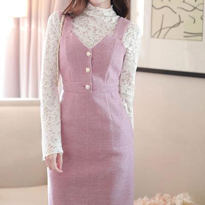 1区韩国本土服装代购(韩国圆通直发)fiona-连衣裙(2019-01-16上架)