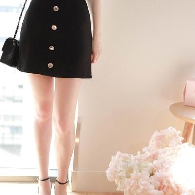1区韩国本土服装代购(韩国圆通直发)fiona-裙裤(2019-05-19上架)