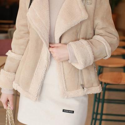 韩版服装批发网站正宗韩国官网代购韩国直发包国际运费fiona夹克
