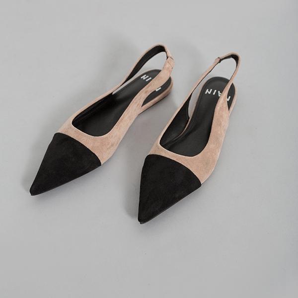 1区100%正宗韩国官网代购(韩国直发包国际运费)Nain-平底鞋(2019-08-09上架)