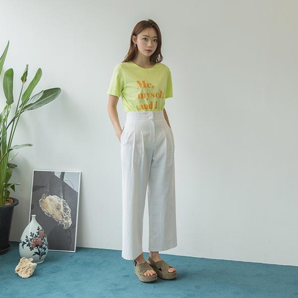 1區100%正宗韓國官網代購(韓國直發包國際運費)Nain-長褲(2019-08-09上架)