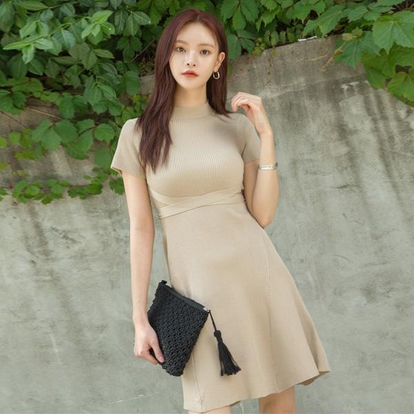 1區100%正宗韓國官網代購(韓國直發包國際運費)Nain-連衣裙(2019-08-09上架)