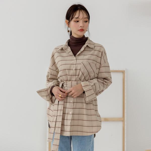 1区100%正宗韩国官网代购(韩国直发包国际运费)Nain-衬衫(2019-10-18上架)