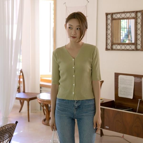 1区100%正宗韩国官网代购(韩国直发包国际运费)Nain-开襟衫(2020-05-18上架)
