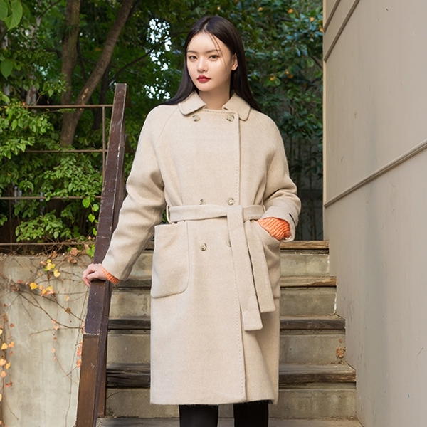 1区100%正宗韩国官网代购(韩国直发包国际运费)Nain-大衣(2020-08-19上架)