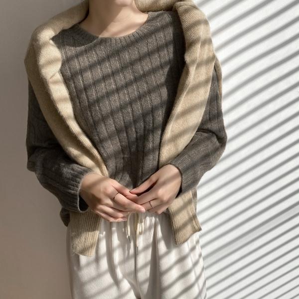 1区100%正宗韩国官网代购(韩国直发包国际运费)Nain-针织衫(2020-10-23上架)