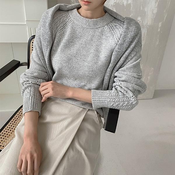 Nain-针织衫[休闲风格]HZ2216907