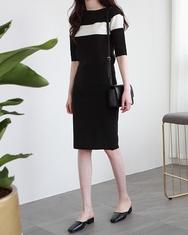 2018新款韩国服装niponjjuya品牌韩版时尚气质中裙(2018.2月)