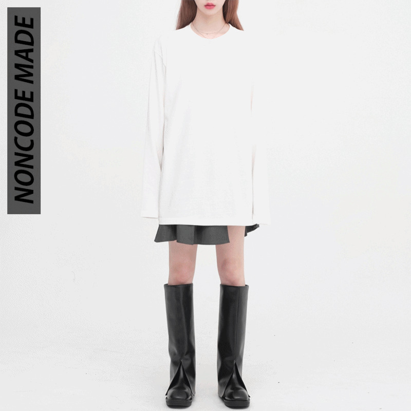 noncode-T恤[休闲风格]HZ2279663