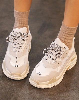 1区韩国本土服装代购(韩国圆通直发)Ontheriver-韩版舒适风格运动鞋(2018-06-18上架)