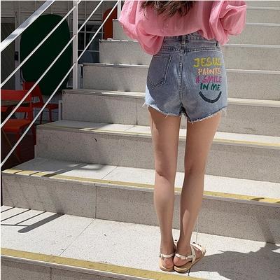 1区韩国本土服装代购(韩国圆通直发)Ontheriver-短裤(2019-05-19上架)