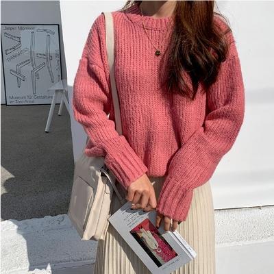 1区100%正宗韩国官网代购(韩国直发包国际运费)Ontheriver-针织衫(2019-11-19上架)
