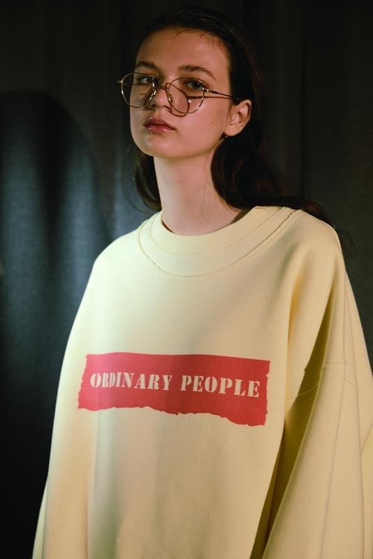 货号:HZ2179383 品牌:Ordinary people