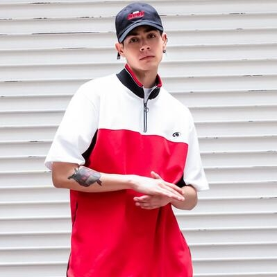 韩国东大门就是广州货韩国本土服装代购韩国圆通直发PerstepT恤