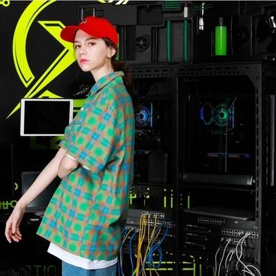 1区韩国本土服装代购(韩国圆通直发)Perstep-衬衫(2019-04-18上架)
